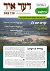 Der Yid front page of insert for Kiryas Yated Lev 9-2013