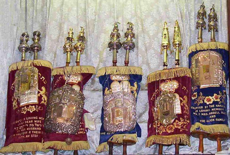 Torah Scrolls low res