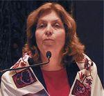 Anat Hoffman tallis speaking