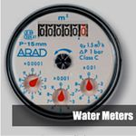 Old Arad water meter