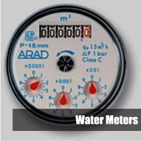 Old Arad water meter