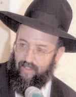 Rabbi Yosaif Asher Weiss