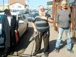 Longtime members of Romanian synagogue Sefat shocked by destruction caused by Breslov hasidim 11-2013