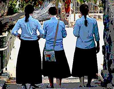 Haredi girls