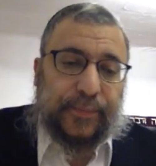 Rabbi Yonah Pruss