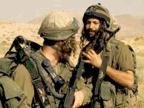 Haredi Soldiers