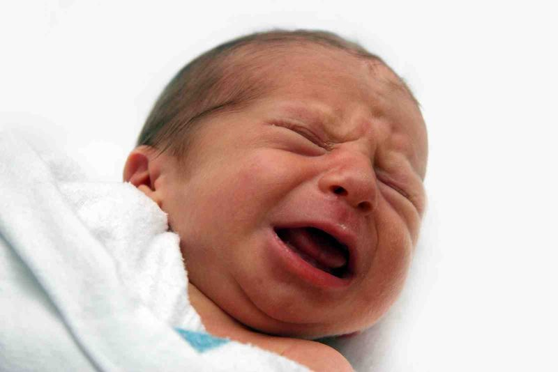 Crying baby 2