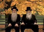 Billy Crystal and Jimmy Fallon as hasidim in Schmuck Dynasty gag 11-19-2013