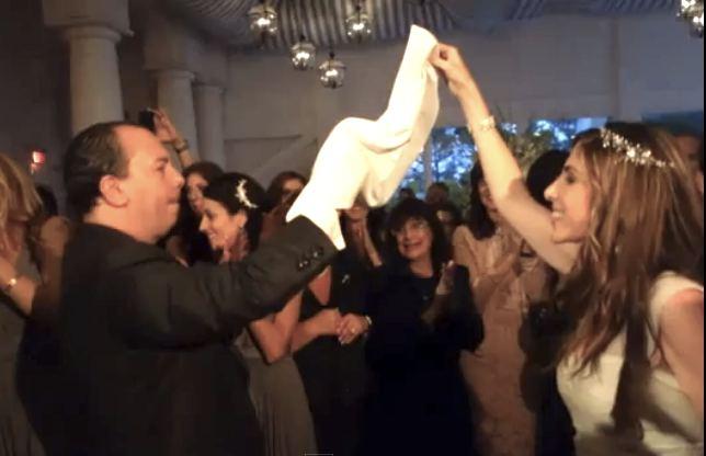 Rabbi Marc Schneier - Gitty Leiner wedding 10-6-2013