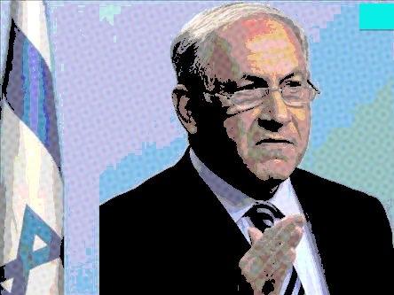 Benjamin Netanyahu angry 2