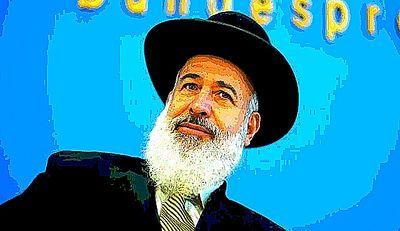 Rabbi Yona Metzger 2