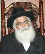 Rabbi Yoram Abergel 2