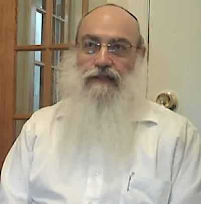 Rabbi Eliyahu Shain