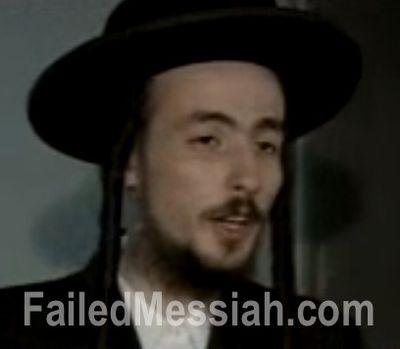 Son of convicted pedophile Israel Weingarten in October 2008