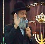 Rabbi Bentzion Mutzafi