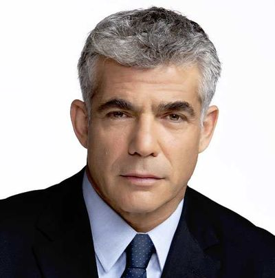 Yair Lapid portrait