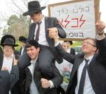 Haredi draft dodger Yaakov Yisrael Paz released from IDF prison 3-25-2014