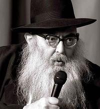 Rabbi Yitzchok Dovid Groner 2