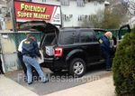 IRS, Police Raid Kiryas Joel Office 4-29-2014