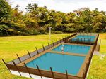 Camp Shalom swimming pools artist's rendering