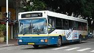 Public Bus (Dan) Tel Aviv