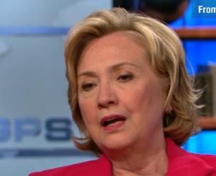 Hillary Clinton CNN 7-27-2014
