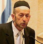 MK Rabbi Uri Maklev