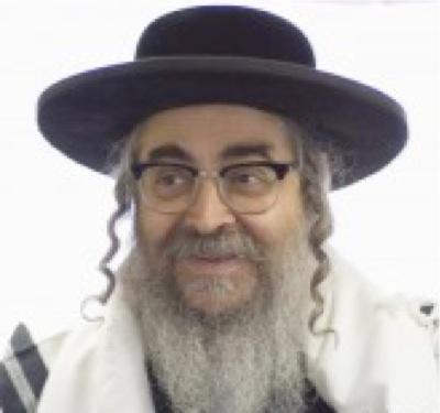 Kiryas Joel Satmar Rebbe Aharon Teitelbaum