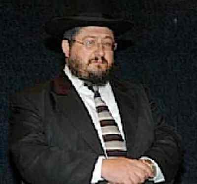 Rabbi Yehuda Deri