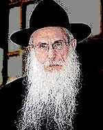 Rabbi Avrohom Glick closeup 2