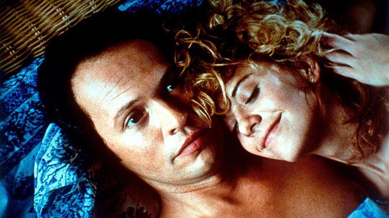 Billy Crystal Meg Ryan in bed when-harry-met-sally-original
