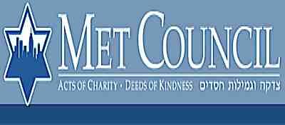 Metropolitan Council on Jewish Poverty (Met Council) logo