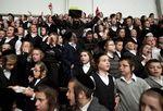 Satmar UTA grade school kids Monroe, NY