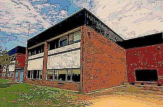 Colton school East Ramapo colorized