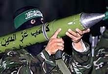 Masked Hamas fighter