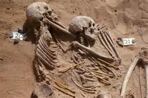 Jebel Sahaba skeletons