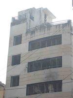 2008_Mumbai_terror_attacks_Nariman_House_front_view_3 Chabad House Mumbai one week after terror attack