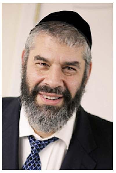 Rabbi Mordechai Rosenberg