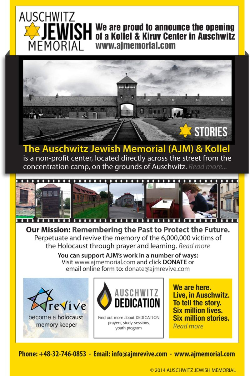 AJM-FLYER-FINAL Auschwitz kiruv center email 1-28-2014