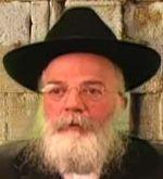 Rabbi Sholom DoveBer Wolpo closeup