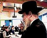 Rabbi Avrahom Pinter,of Yesodey Hatorah girls school, London