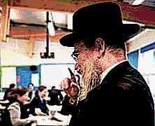 Rabbi Avrahom Pinter,of Yesodey Hatorah girls school, London