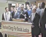 Rockland Clergy For Social Justice inaugural press converence 4-8-2014