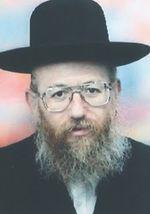 Rabbi Yaakov Litzman