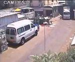 Truck runs over girl in Bnei Brak 6-11-2014