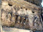 Menorah arch of Titus