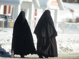 Lev Tahor Taliban Women Bruka
