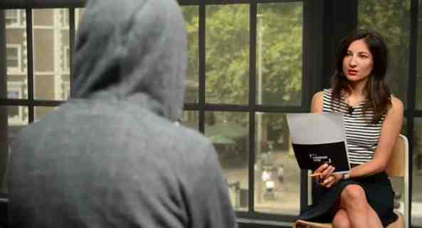 London Live TV ex-haredi interview 8-2014