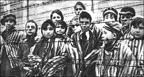 Auschwitz Child Prisoners