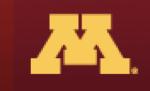 U of MN logo
